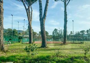 Punta Ala: Tennis