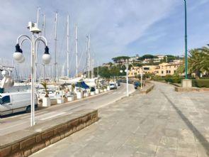 Punta Ala: Port
