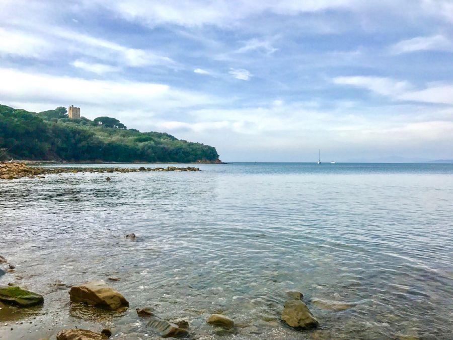 Punta Ala: Sea