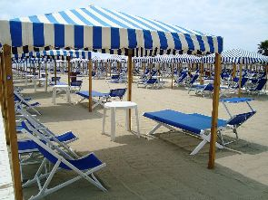 пляж Форте-дей-Марми