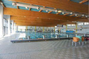 Крытый плавательный бассейн