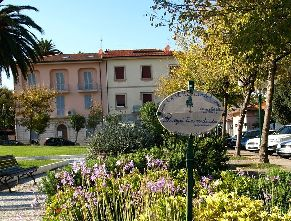 Forte dei Marmi city center