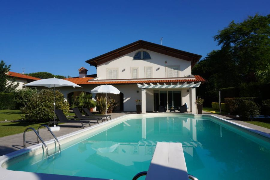 Forte dei Marmi Real estate   Home rent
