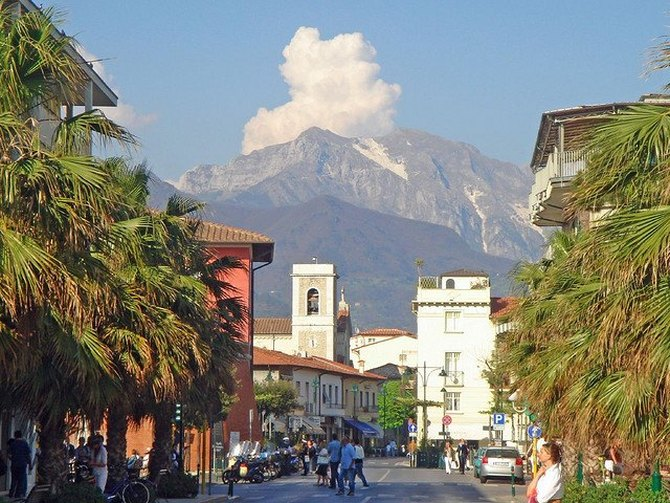 Rentals and sales Forte dei Marmi