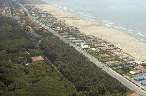 Forte dei Marmi beach
