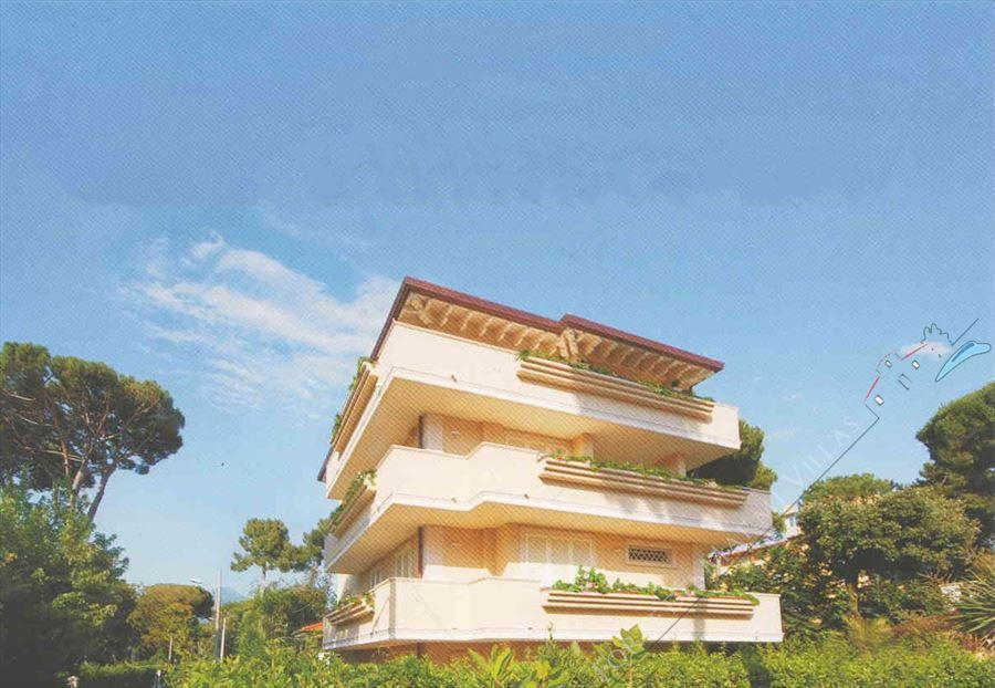 Appartamenti Fiumetto : Vista esterna