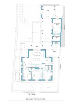 Villa Monroe : планиметрия