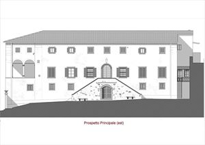 Villa Cipollini : планиметрия