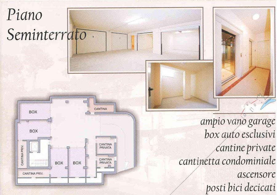 Appartamenti Fiumetto : Planimetria