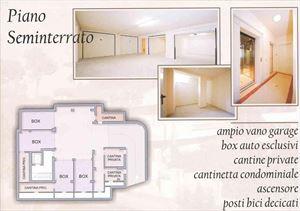 Appartamenti Fiumetto : planimetry