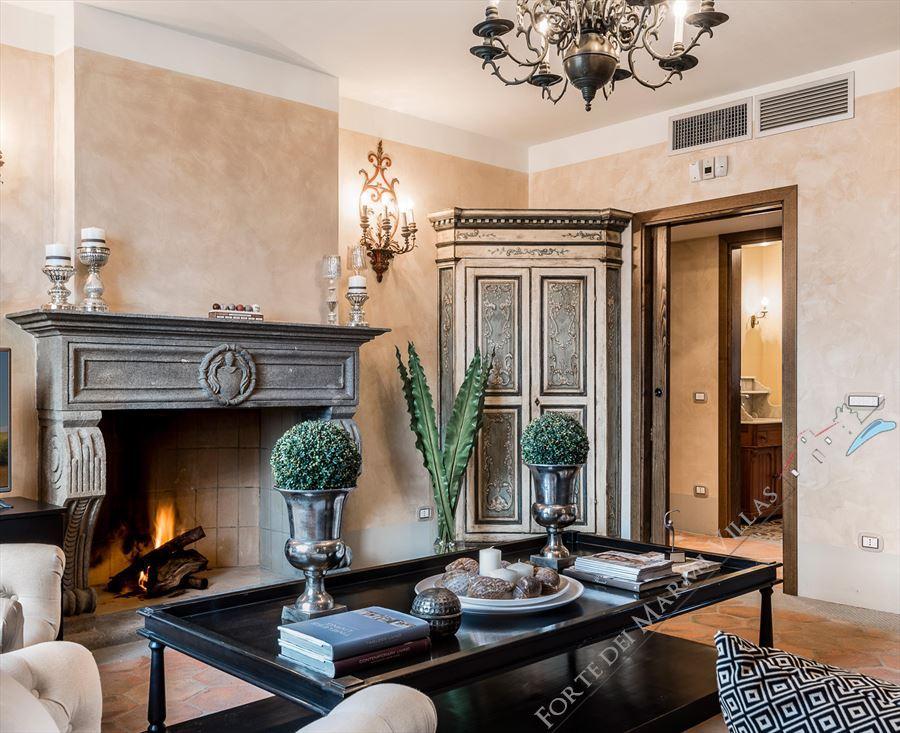 Villa Reality : Salotto