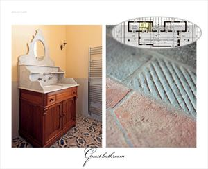 Villa Reality : Ванная комната