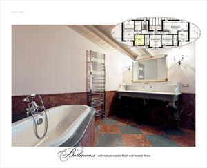 Villa Reality : Bagno con vasca