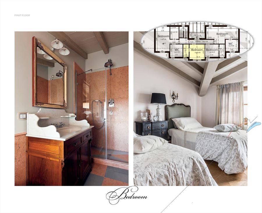 Villa Reality : Vista interna