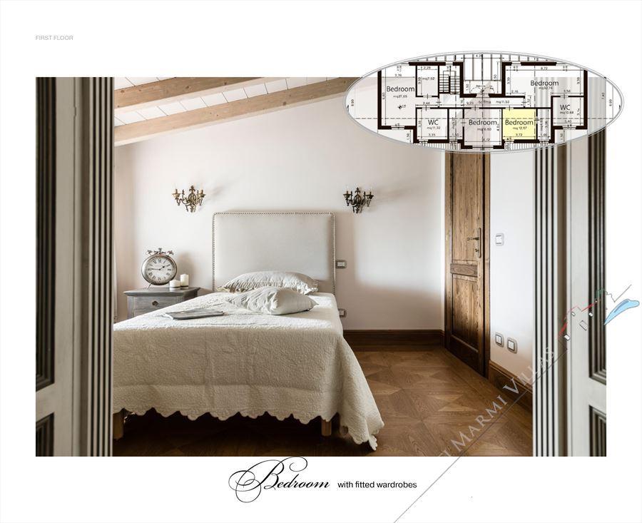 Villa Reality : Camera matrimoniale