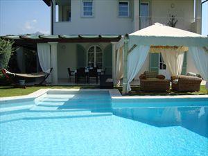 Villa Simpatica  : Terrazza panoramica