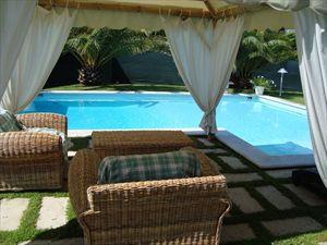 Villa Simpatica  : Piscina