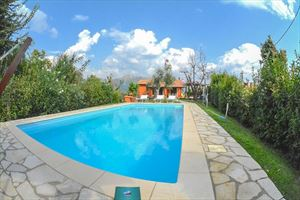 Villa Vista Camaiore : Detached villa Camaiore