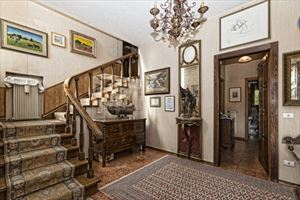 Villa Lucrezia : Vista interna