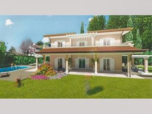 Villa Cavour : Rendering
