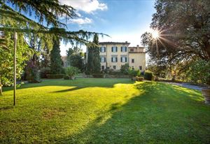Villa Astri Vista Mare : Vista esterna