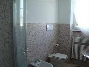 Villa Simpatica  : Bathroom with shower