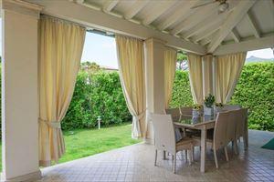 Villa Ludovica : Vista esterna