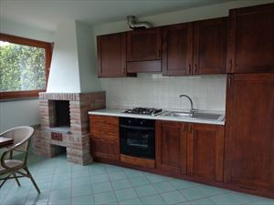 Villa  Belvedere  : Cucina
