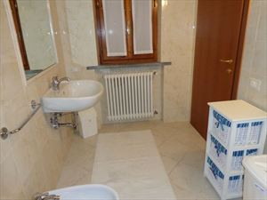 Villa  Belvedere  : Bathroom with shower