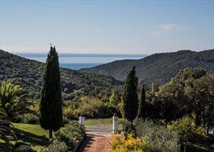Villa Castiglioncello : Вид снаружи