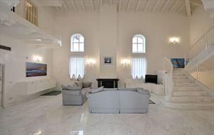 Villa Azzurra  : Salotto