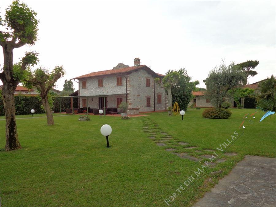 Villa  Belvedere  - Villa singola Forte dei Marmi