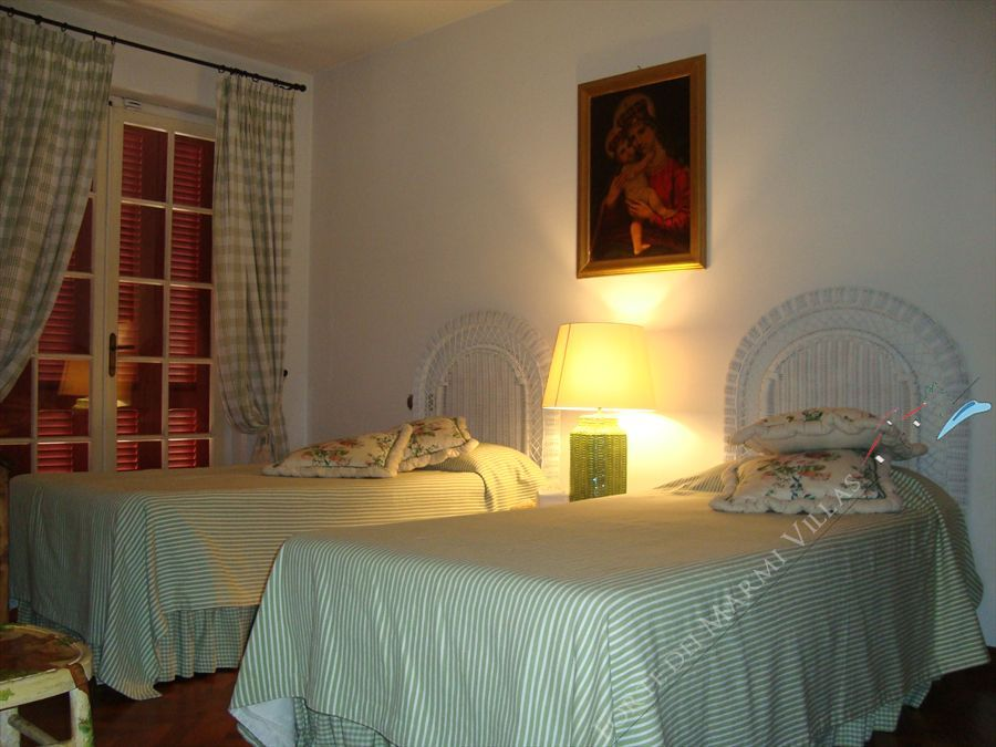 Villa Capannina   : Double room