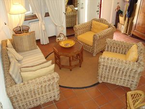 Villa Capannina   : Living room