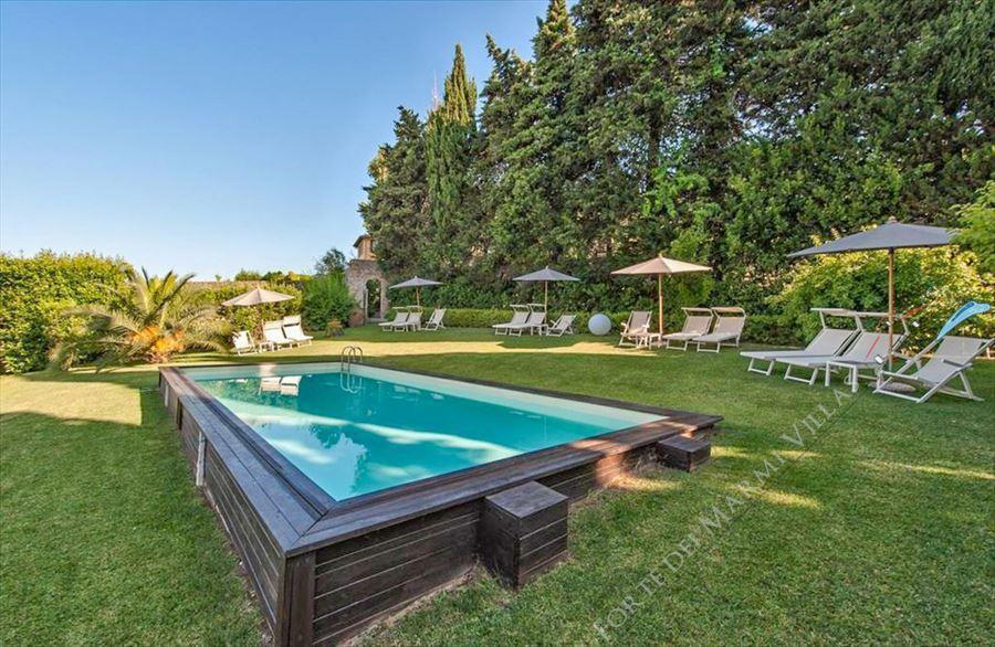 Villa Reale  : Piscina