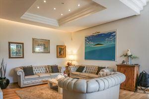 Villa Ludovica : Гостиная