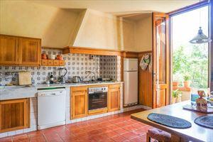 Villa Hermitage : Кухня