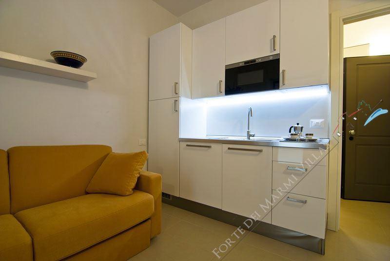 Appartamento Ulisse Апартаменты  в аренду  Форте дей Марми