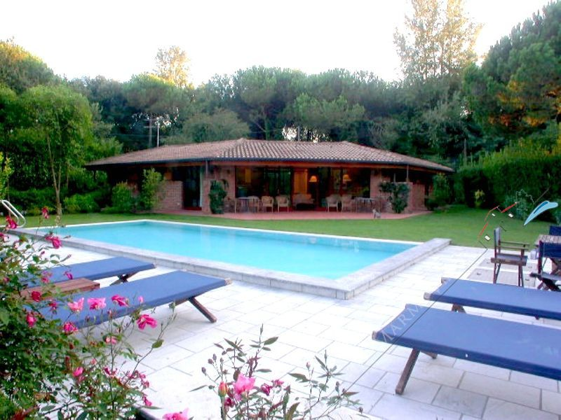 Villa Ronchi: Отдельная вилла Ронки