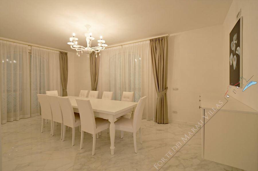 Villa Azzurra  : Dining room