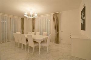 Villa Azzurra  : Sala da pranzo