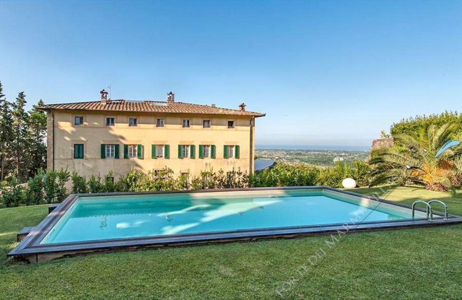 Villa Reale  : Vista esterna
