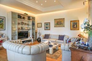Villa Ludovica : Salotto