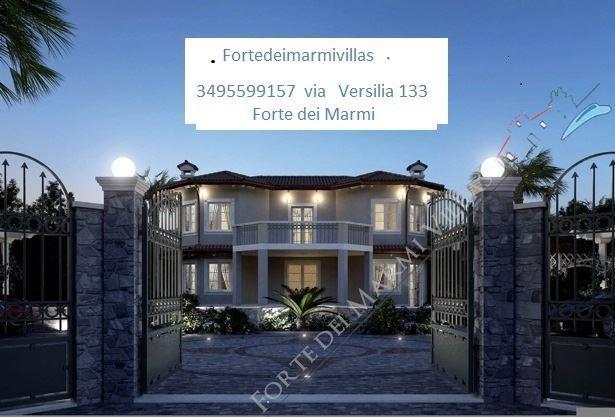 Villa    Carducci  - Detached villa Forte dei Marmi