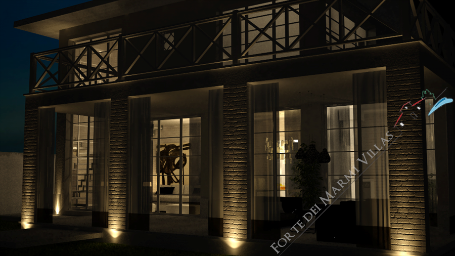 Villa Vivaldi : Outside view