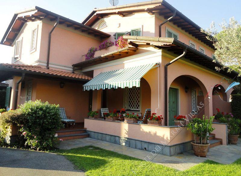 Villa Prada - Semi detached villa Forte dei Marmi