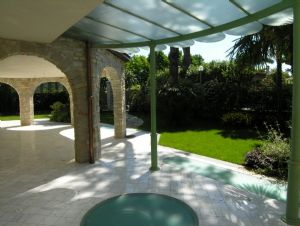 Villa Luxe 2  : Veranda