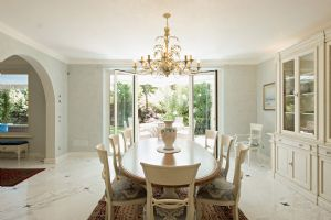 Villa Luxe 2  : Dining room