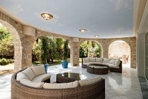 Villa Luxe 2  : Веранда