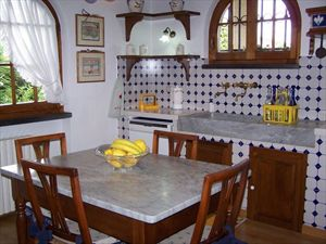 Villa Oliveta   : Kitchen